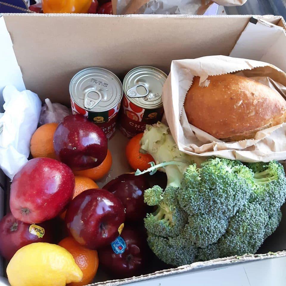 little green larder veg deliveries