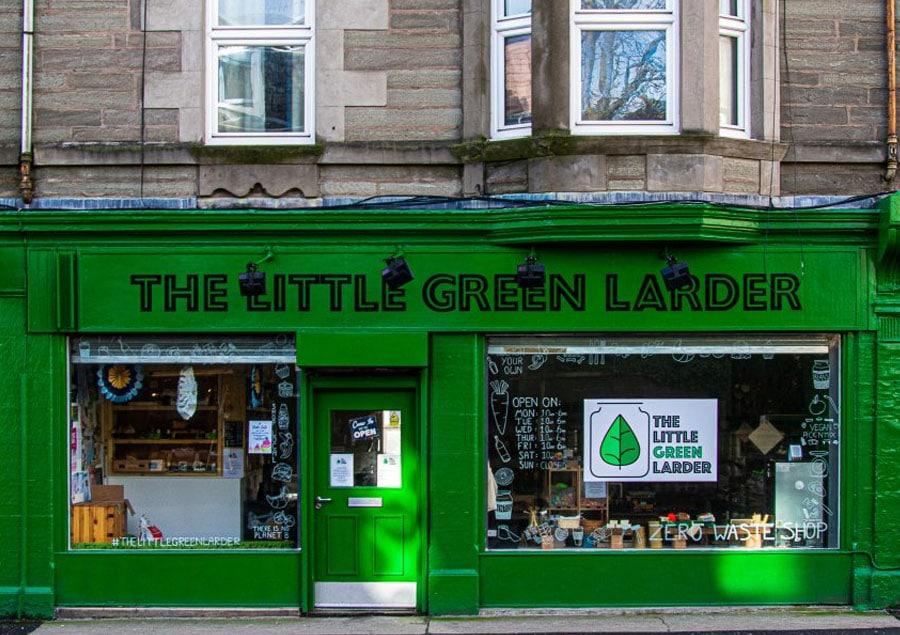 little green larder