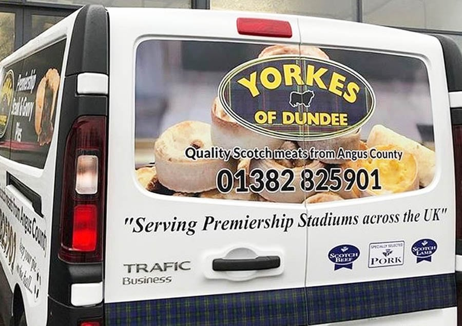 yorkes dundee food delivery