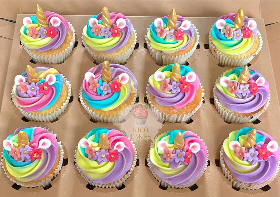 cupcake delivery dundee kico cakes