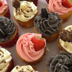 dundee cupcake delivery