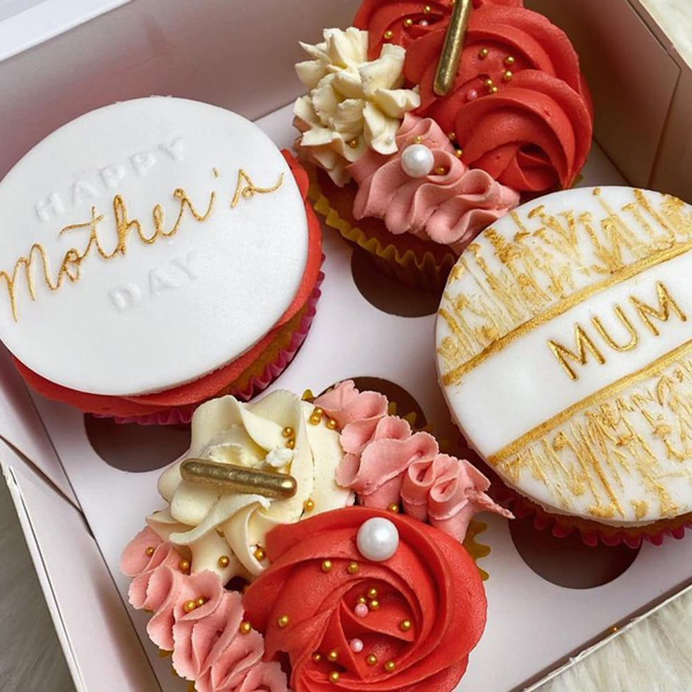mothers day cupcakes dundee delivery