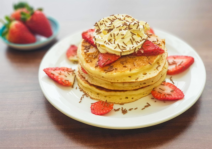 pancake delivery dundee