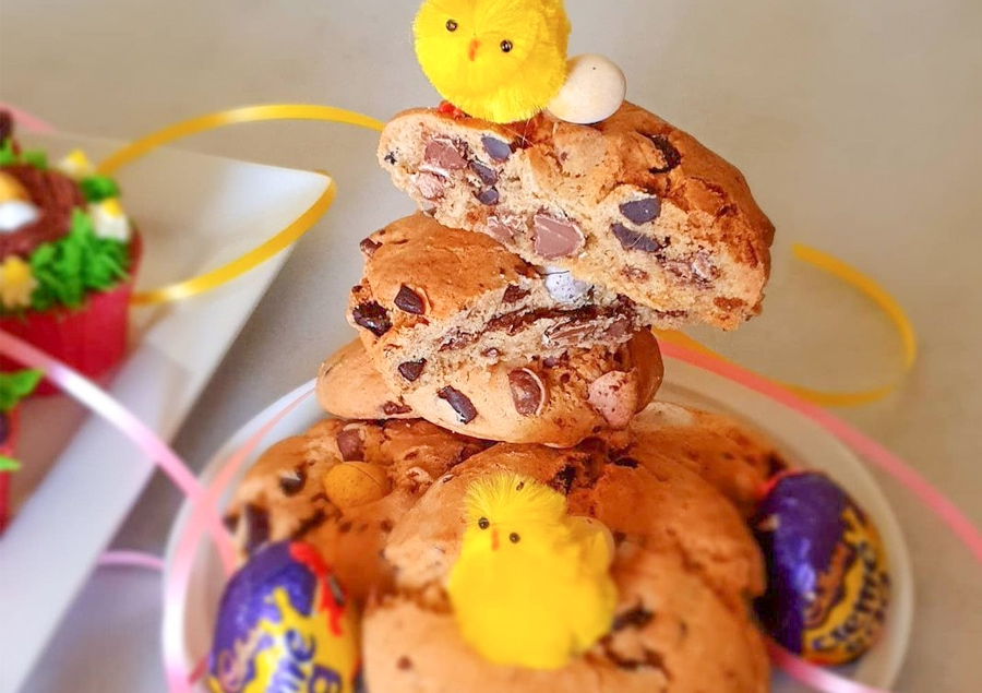 easter delivery dundee dodeliciocious cake designs